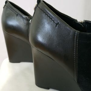 Vince Camuto Shoes - Vince Camuto Wedge Booties in Black (9)